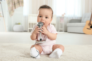 Simple Sound Bites... a baby could do it?
