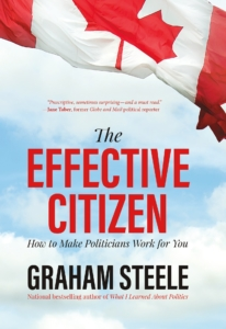 Effective Citizen Book Cover