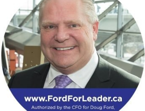 What Doug Ford means for your Local Campaign #PCPO