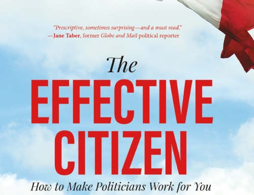 The Effective Citizen – Book Review #campaign #election
